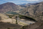 Looking Back Towards Cusco by Gabby Salazar